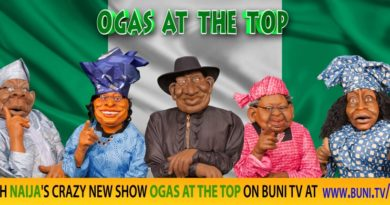 Ogas At The Top, Puppet Show, Movies, Buni.tv