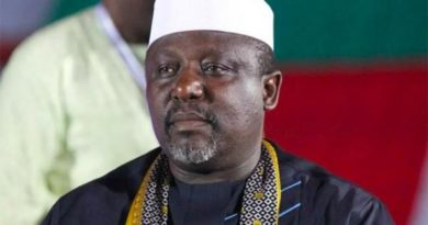 Imo State Workers Protest The Non-Payment of Their Salaries