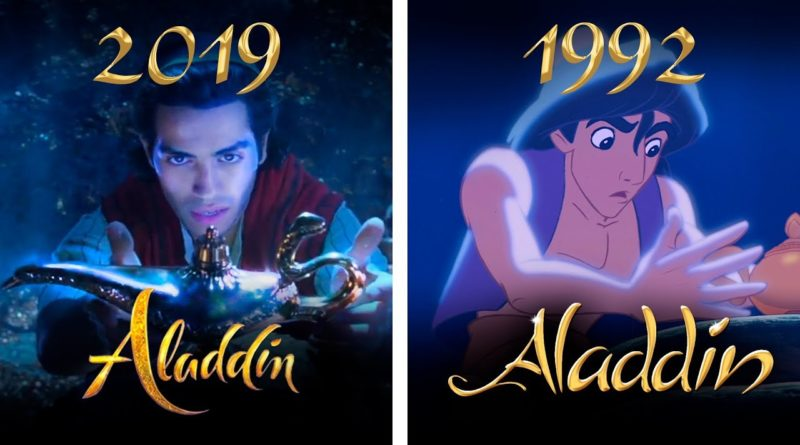 Aladdin, 2019 Movies, Trailer, Youtube