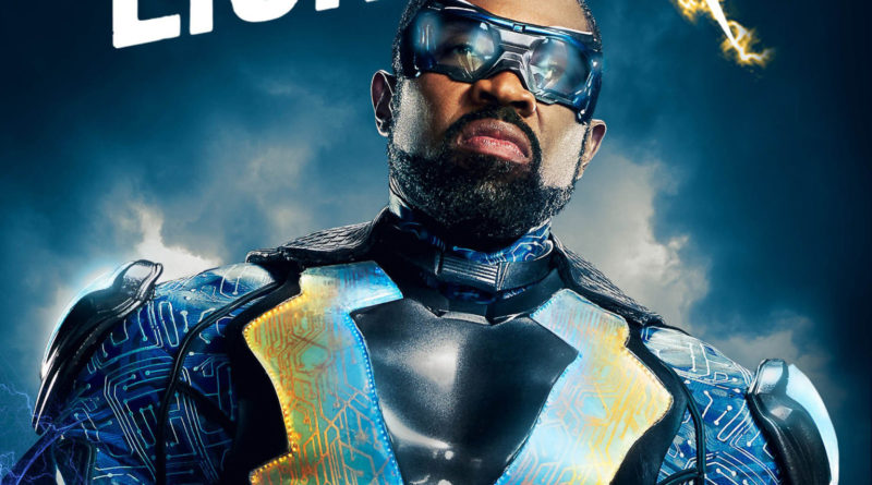 Black Lightning, Series, Netflix
