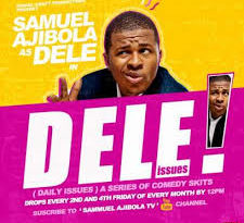 Dele Issues, Movies, TV series