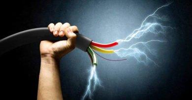 food vendor electric-shock