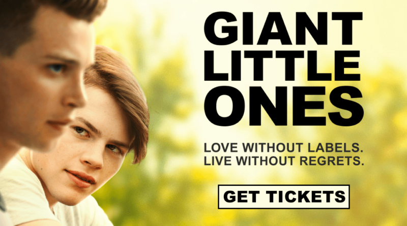 Giant Little Ones, Movies, Cinema, Thrailer