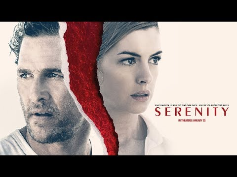 Serenity, 2019 Movie, Thriller, Netflix