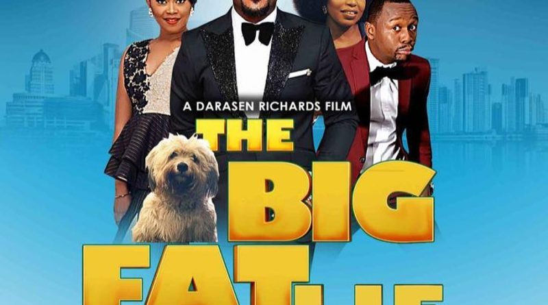 The Big Fat Lie, Nigerian Movie, 2019, Cinema