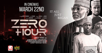 Zero Hour, 2019 Movies, Romance, Thriller