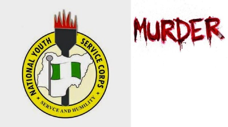 NYSC murder Udoh