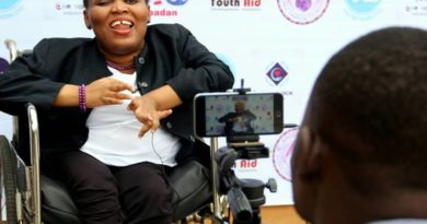 Exclusive: I Want to Stop Charity Ideology in Disability Community – Biose Falade