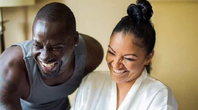 Chris Attoh Wife