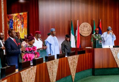 Why I Didn't Reshuffle My Cabinet for Four Years – Buhari