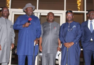 PDP Governors Call on Buhari to Declare State of Emergency on Security