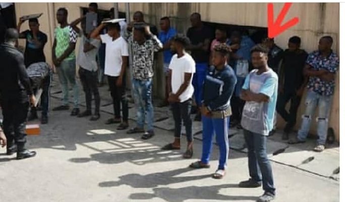 Nigerian Photographer calls out EFCC over Alleged wrongful arrest