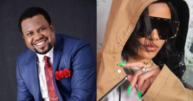 Nigerian Lady accuses popular pastor of demanding s-x from her