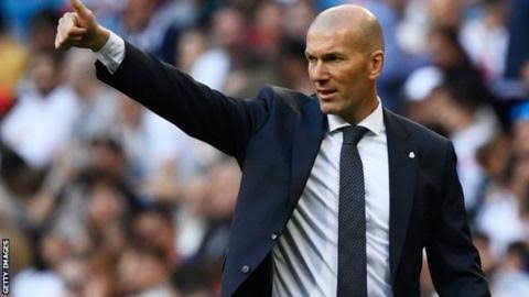 Zidane threatens to leave Madrid