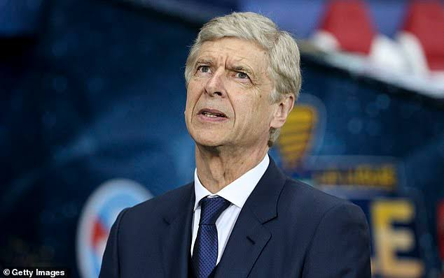 Wenger (Source: Daily Mail)