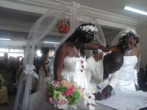Man weds two women on the same day