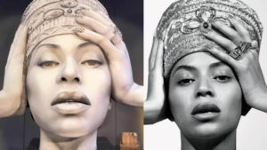 Statue of Beyonce unveiled in Germany