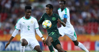 Nigeria vs Senegal U20