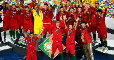 Portugal win Inaugural UEFA Nations League