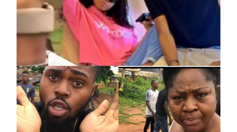 Regina Daniels' mom, Rita Daniels Cries out as her son was arrested for the umpteenth time
