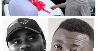 MC Galaxy Gifts Producer T Spize A Car