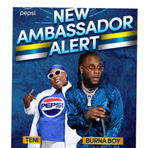 Teni Burna Boy