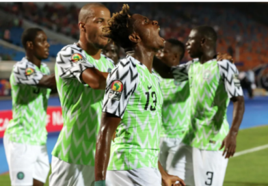 'Remain Focus, Two More Wins to Go', Buhari Hails Super Eagles