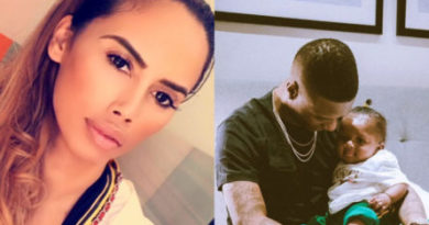Alleged Domestic Violence: Wizkid's 3rd Baby Mama Says Her Account Was Hacked
