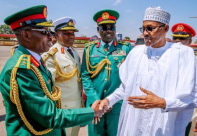 Our Arm Forces Winning War Against Terrorism – Buhari
