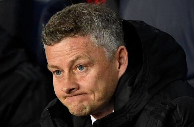 Solskjaer frustrated
