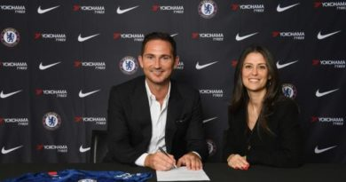 Frank Lampard appointed Chelsea boss