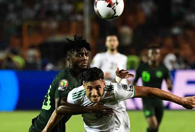Algeria vs Nigeria AFCON 2019