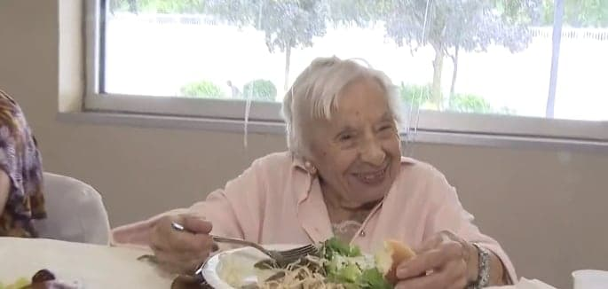 107-year-old