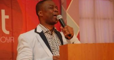 It Will Take Complete Divine Revival for Nigeria to Move to The Next Level – Olukoya