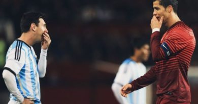 Ronaldo reveals difference between himself and Messi