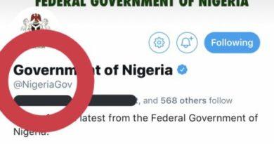 FG change name of Twitter handle