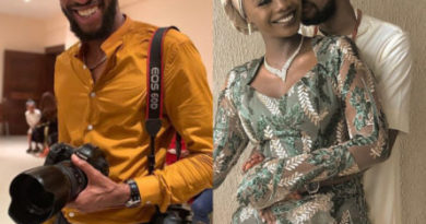 Nigerian photographer shares opinion on broken marriages