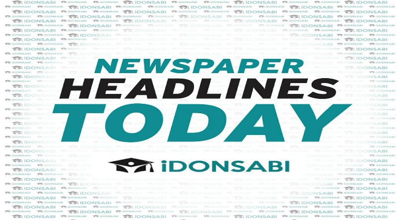 Nigeria News Headlines Today August 26 2019