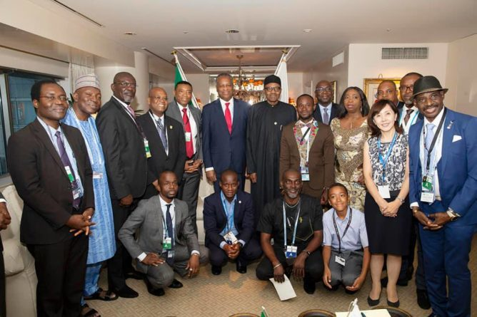 Nigerians in Japan