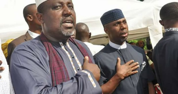 Okorocha and son-in-law
