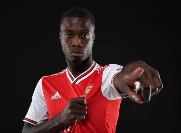 Nicolas Pepe to Arsenal
