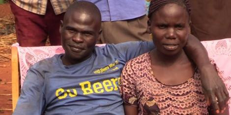 Kenyan women swap husbands