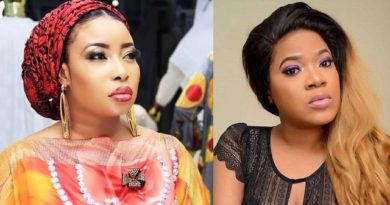Lizzy Anjorin Mocks Toyin Abraham After She Served A Defamatory Lawsuit Notice To Her (Video)