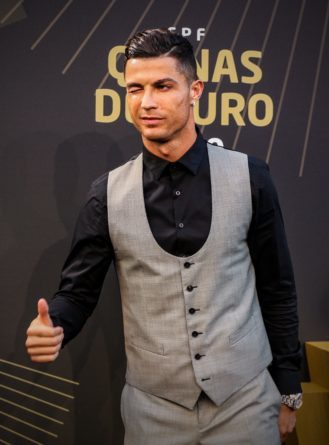 Ronaldo wins Portuguese Player of the year for 10th time