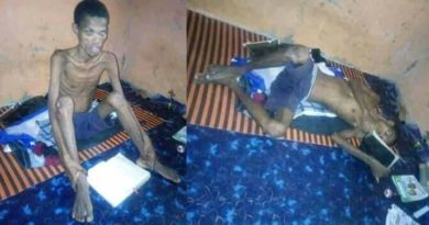 Man-hospitalised-after-41-days-fasting-and-prayer-in-Ebonyi-State-photos