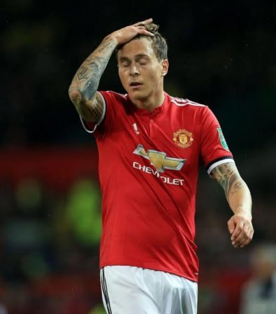 Disappointed Lindelof
