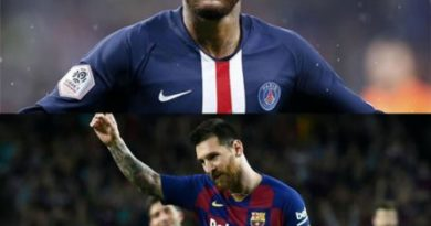 Messi days he feared Neymar could join Madrid