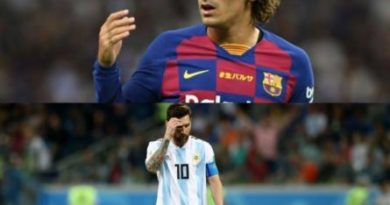 Messi and Griezmann
