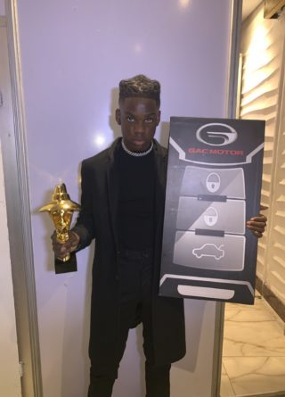 Headies award, Rema