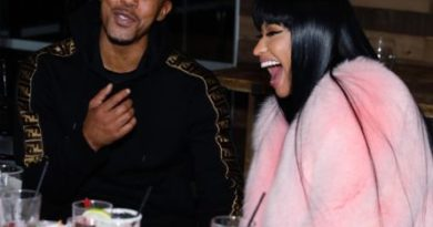 Nicki Minaj marries Kenneth Petty